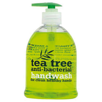 Tea Tree® Antibacterial Hand Wash 500 ml Pump Bottle
