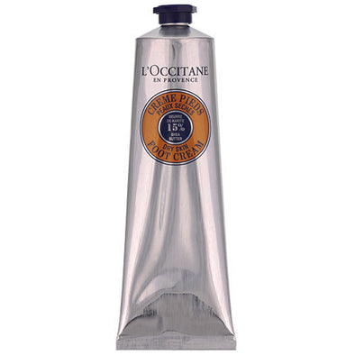 L'occitane® Shea Butter Foot Cream 150 ml Squeeze Tube 1 Pack