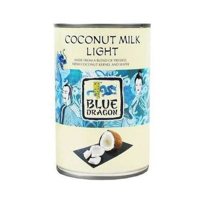 Blue Dragon Coconut Milk  Reduced Fat 400ml