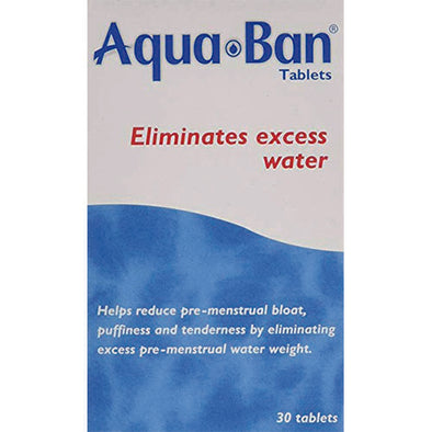 AQUABAN GR LANESHEALTH® WATER RETENTION TABLET 30