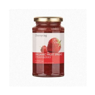 Clearspring Strawberry Fruit Spread 290g