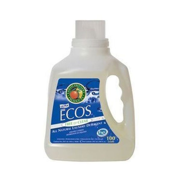 Earth Friendly Baby Ecos Laundry Liquid  Lavender 1.478Ltr