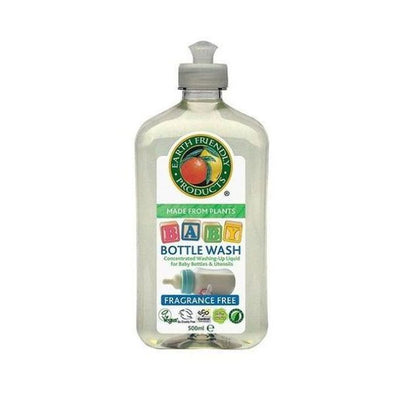 Earth Friendly Baby Baby Bottle Wash 500ml