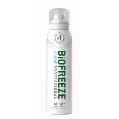 Biofreeze® Pain Relieving Spray Liquid 118 ml Bottle