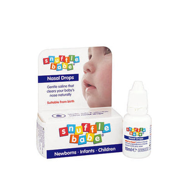 Snufflebabe® Nasal Drop 10 ml