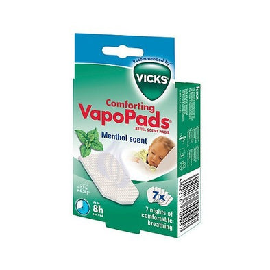 Vicks® Menthol Scented Pad 36 month Age
