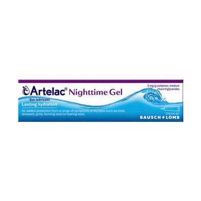 BAUSCH & LOMB® NIGHTIME GEL 10 G TUBE