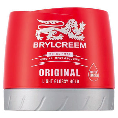 Brylcreem Hair Styling Cream 150 ml Tub 1 Pack
