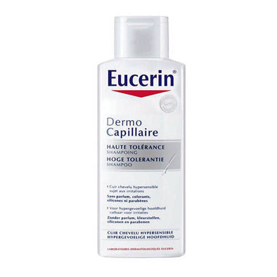Eucerin® DermoCapillaire Calming Urea Shampoo 250 ml Bottle 1 Pack