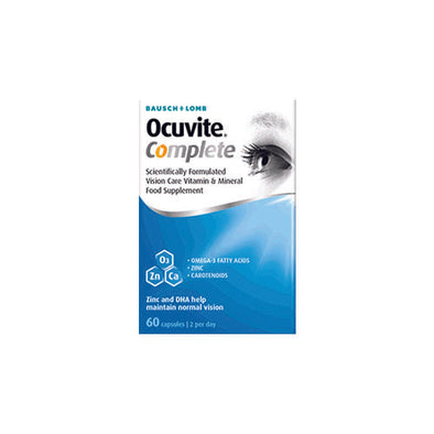 Ocuvite® Eye Supplement Capsule 60 Capsules 1 Pack