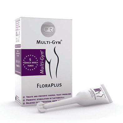Multi-Gyn® Flora Plus Gel 5 ml Tube