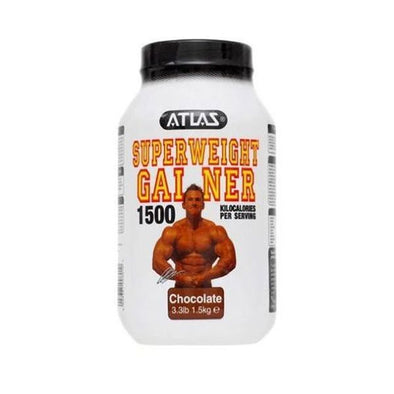 ATLAS SUPERWEIGHT GAINER 1500 CHOCOLATE 1.5KG