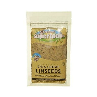 Of The Earth Organic Raw Cold Milled Linseed 180g