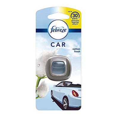 Febreze Car Air Freshener 2 ml Cotton Fresh