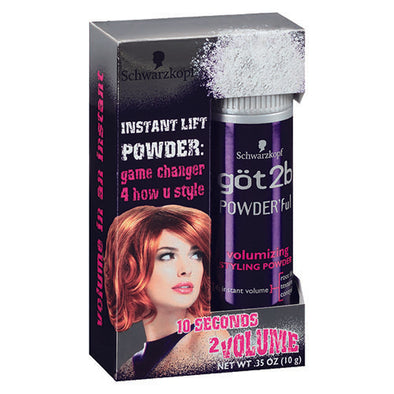 Got2b® Volumising Powder 10 g Bottle