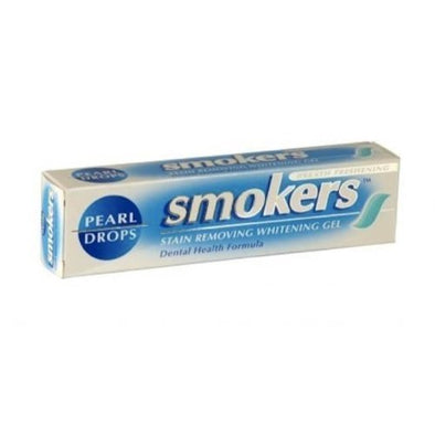 Pearl Drop® Smokers Stain Removing Toothpaste 50 ml Tube