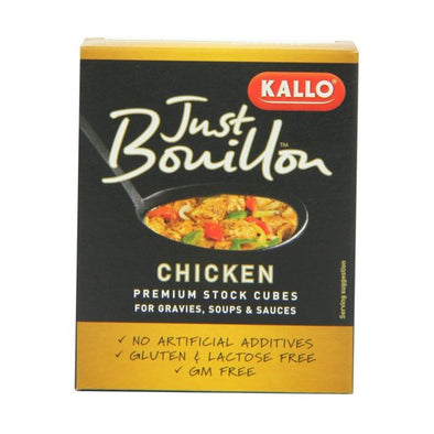 Just Bouillon Chicken Stock Cubes 84g x 15