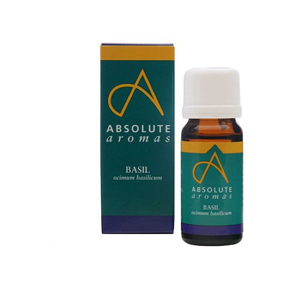 Absolute Aromas Basil Linalol Type Oil 10ml