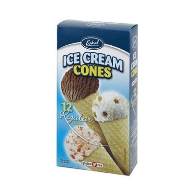 Eskal Food Europe Eskal Ice Cream Cones 45g x 6