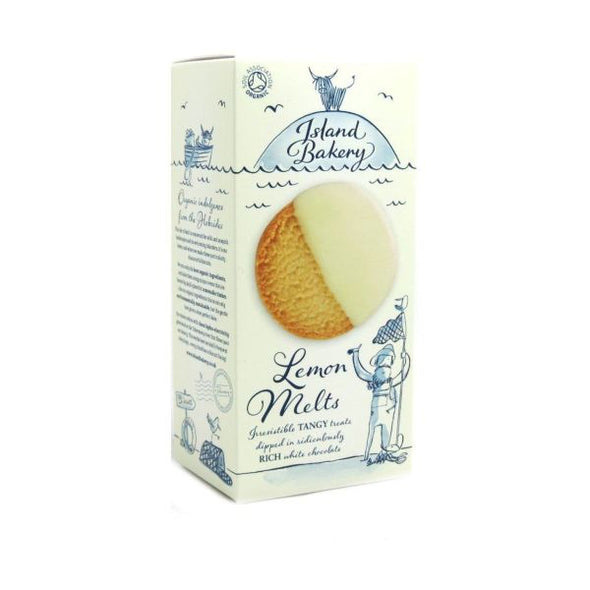 Island Bakery Lemon Melt Biscuits 35g x 30