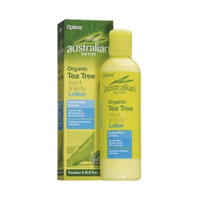 AUSTRALIAN TEA TREE HAND & BODY LOTION 250ML