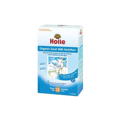 Holle Organic Goat Milk Nutrition (6+) 400g