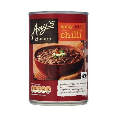 AMYS SPICY CHILLI 416G X 6
