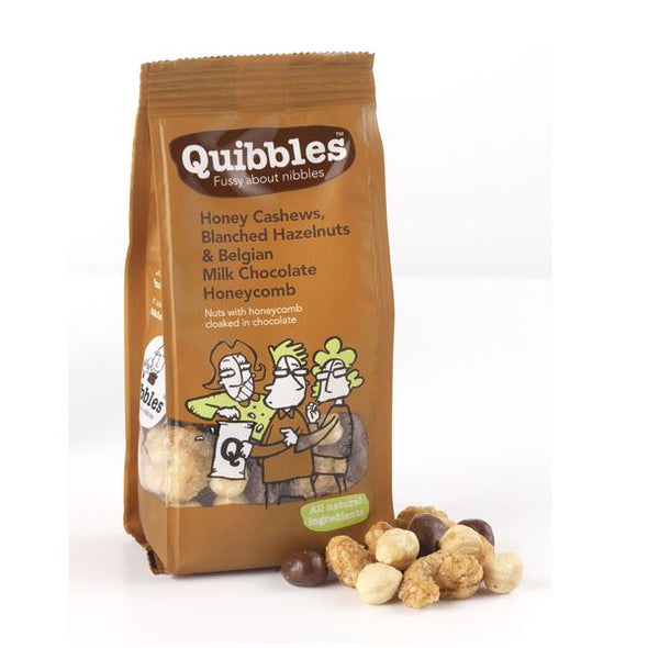 Quibbles Honey Nut Me Out! 100g x 12