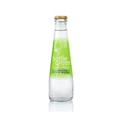 Bottle Green Elderflower Tonic 175ml x 24
