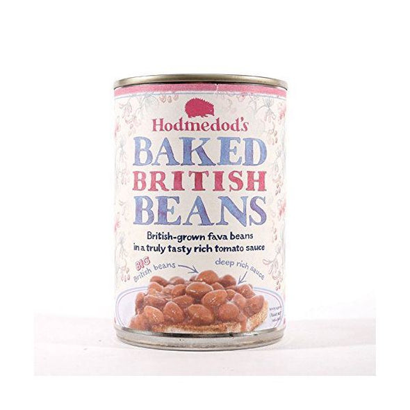 Hodmedod'S Baked British Beans  Can 400g