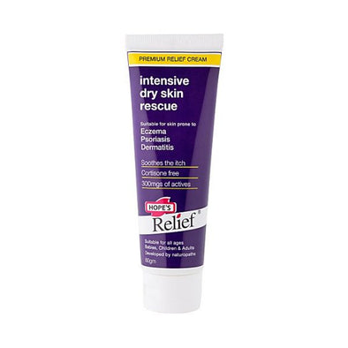 Hopes Relief Intensive Dry Skin Rescue Cream 60g