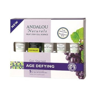 Andalou Get Started Age Defying Kit 5 Pieces
