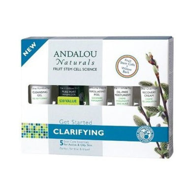 ANDALOU GET STARTED CLARIFYING KIT 5 PIECES