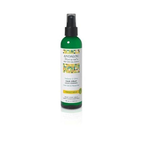 Andalou Sunflower & Citrus Perfect Hold Spray 242ml
