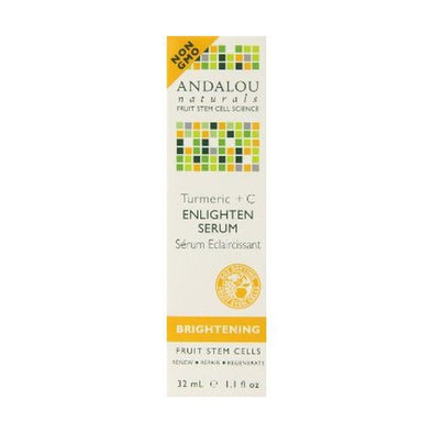 ANDALOU TURMERIC + C ENLIGHTEN SERUM 32ML