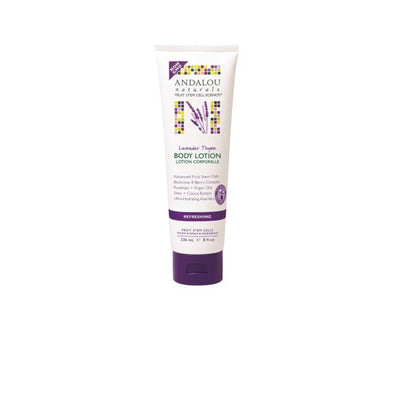 ANDALOU LAVENDER THYME REFRESHING BODY LOTION 236ML