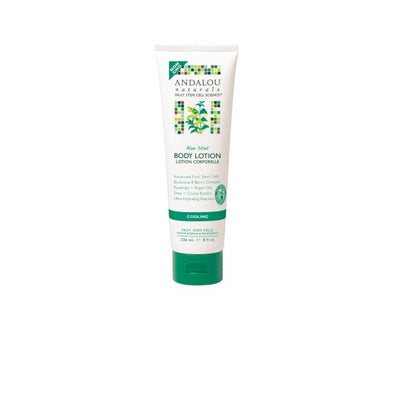 ANDALOU ALOE MINT COOLING BODY LOTION 236ML