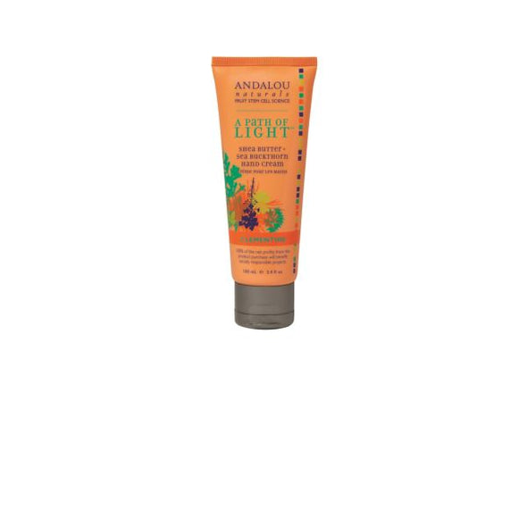 ANDALOU CLEMENTINE HAND CREAM 100ML