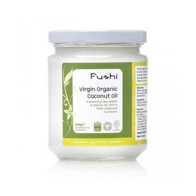 Fushi Organic Cold Pressed Virgin Coconut Oil 300ml