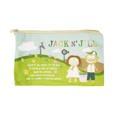 Jack & Jill Pure Cotton Sleepover Bag Single