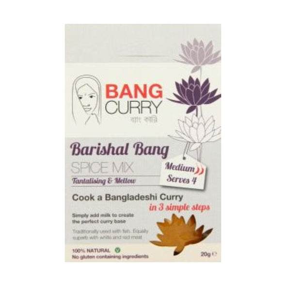 BANG CURRY BARISHAL SPICE MIX 20G