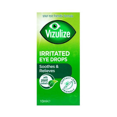 Vizulize Irritated Eye Drops 15ml