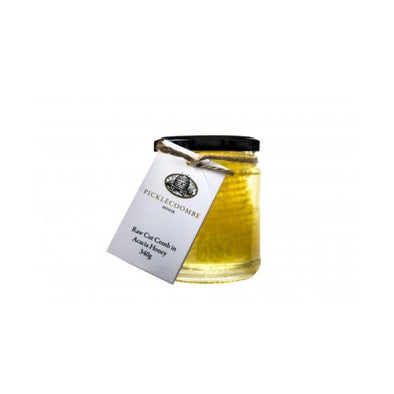 Picklecoombe Acacia Cut Comb In Acacia Honey 340g
