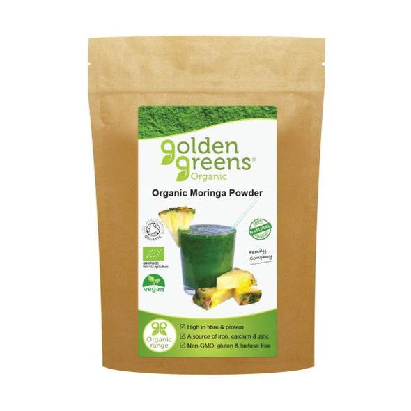 Greens Organic Moringa Powder 100g