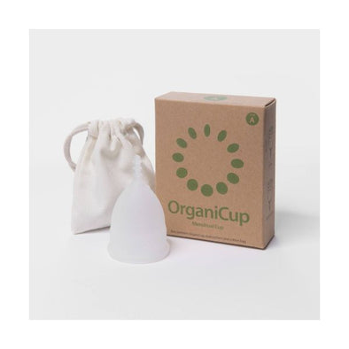 Organicup Menstrual Cup Size B: After Birth. Single