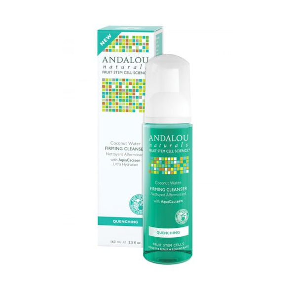 ANDALOU COCONUT WATER FIRMING CLEANSER 163ML