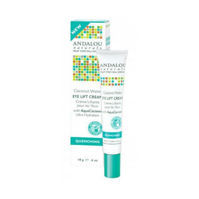 ANDALOU COCONUT WATER EYE LIFT CREAM 18G