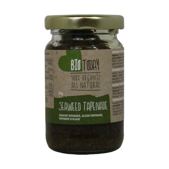 Bio Today Seaweed Tapenade 90g