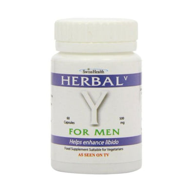 Herbal V Y For Men 60s