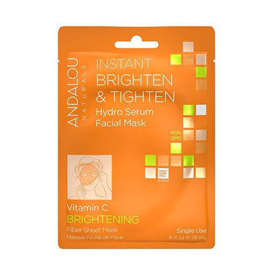 Andalou Instant Brightening Face Mask Pod 8g x 6